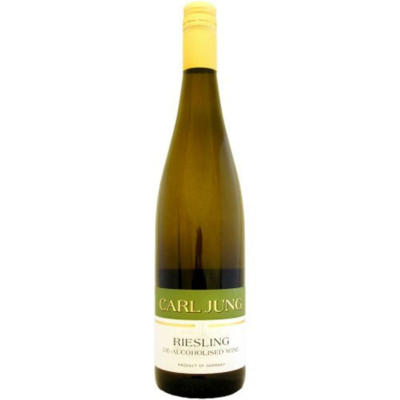 Carl Jung De-Alcoholized Riesling White Wine 750ml