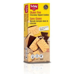 Schar Chocolate Dipped Cookies 150g