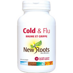 New Roots Rhume et grippe 15caps
