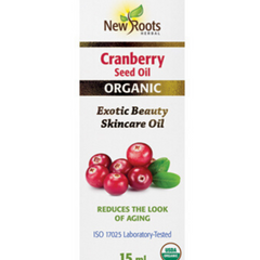 New Roots Cranberry Seed Oil 15ml