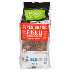 Gogo Quinoa Super Grains Fusilli 227g