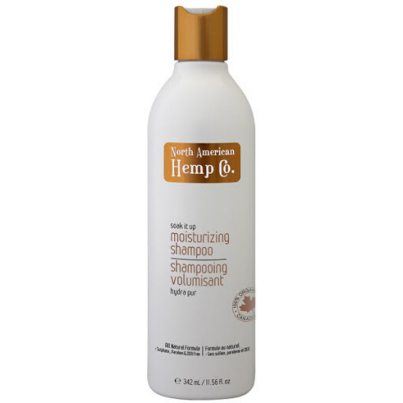 North American Hemp Co. Moisturizing Shampoo 342ml