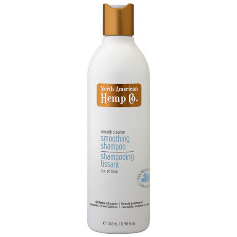 North American Hemp Co Smoothing Shampoo 342ml