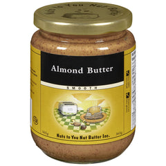 Nuts To You Almond Butter Smooth 365g