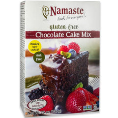 Namaste Gluten Free Chocolate Cake Mix 737g