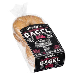 O'Doughs Vegan Apple Cranberry Bagel 300g