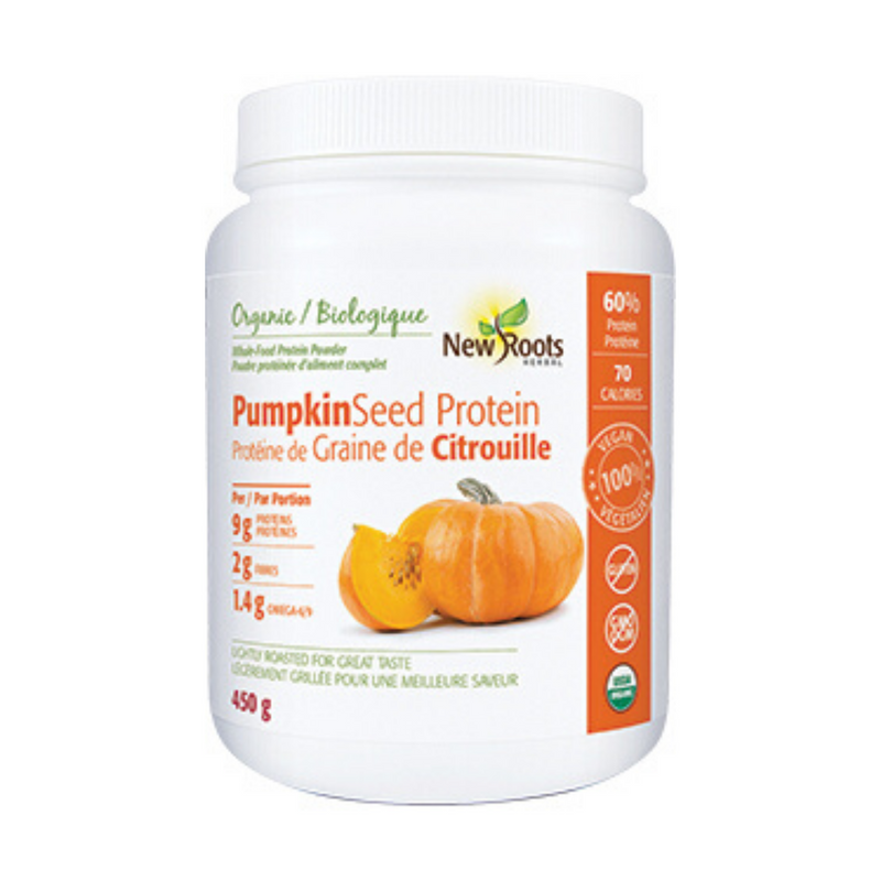 New Roots Pumpkin Seed Protein 450g