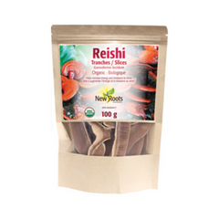 New Roots Reishi Slices 100g