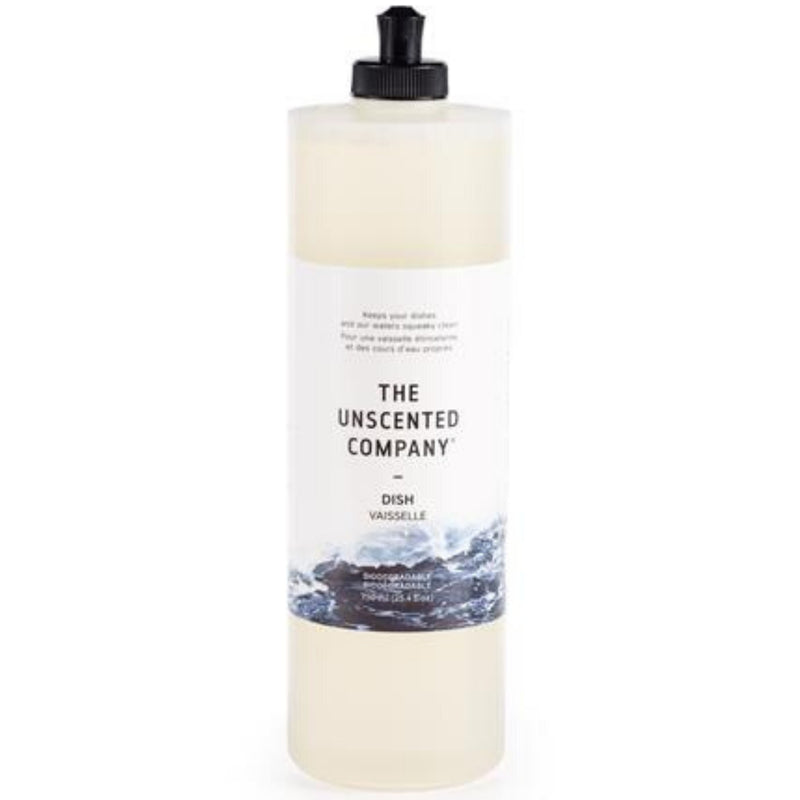 The Unscented Company Dish Soap 750ml