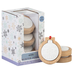 Diffuseur de galets d'hiver The Aroma Counter 3 pierres