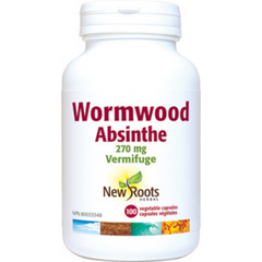 New Roots Wormwood (Absinthe) 270mg 100caps