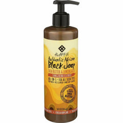 Alaffia Authentic African Black Soap All-In-One Tangerine 476ml