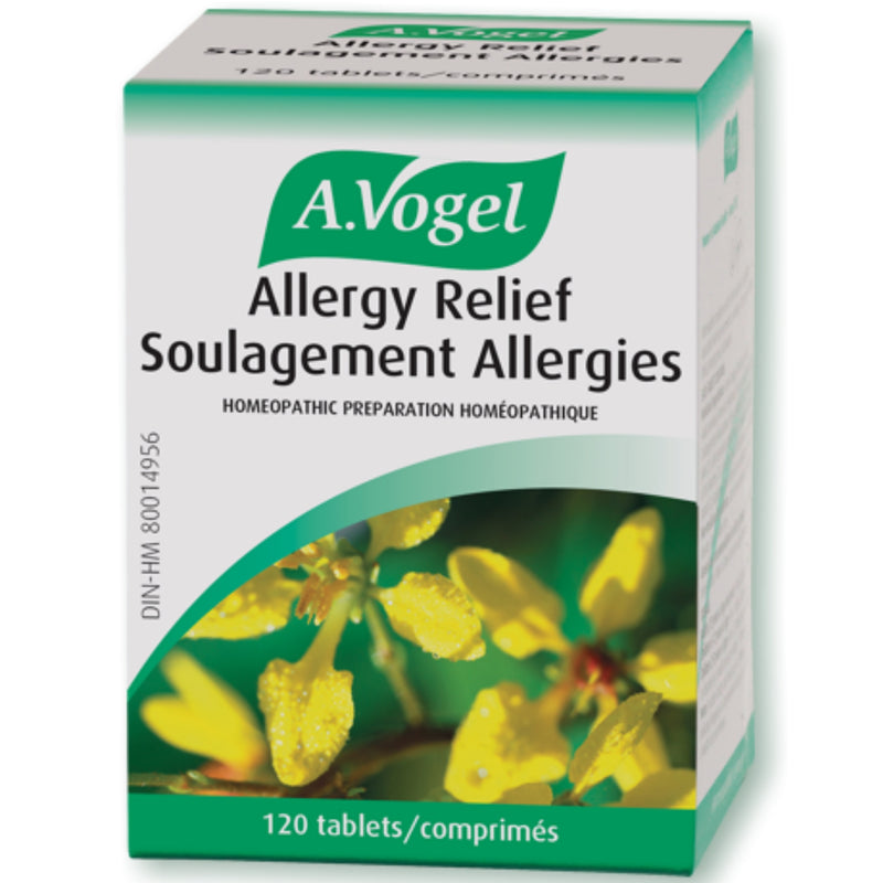 A.Vogel Allergy Relief 120 tabs