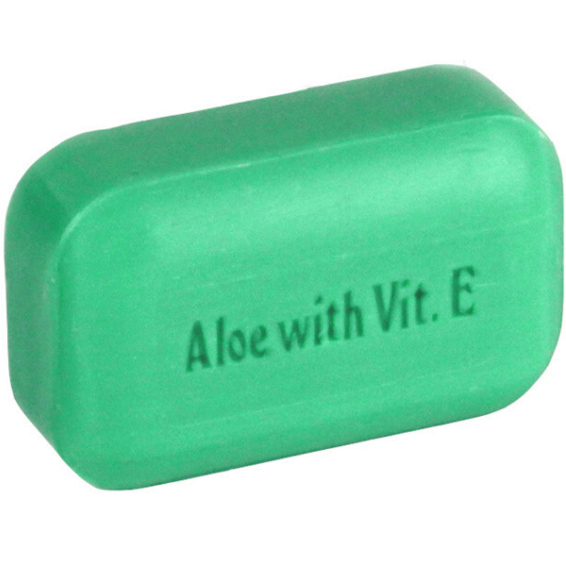 The Soap Works Aloe with Vitamin E 105g