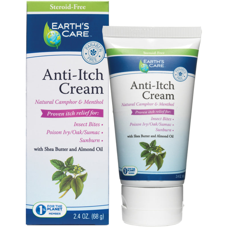 Earth's Care Anti-Itch Cream 68g