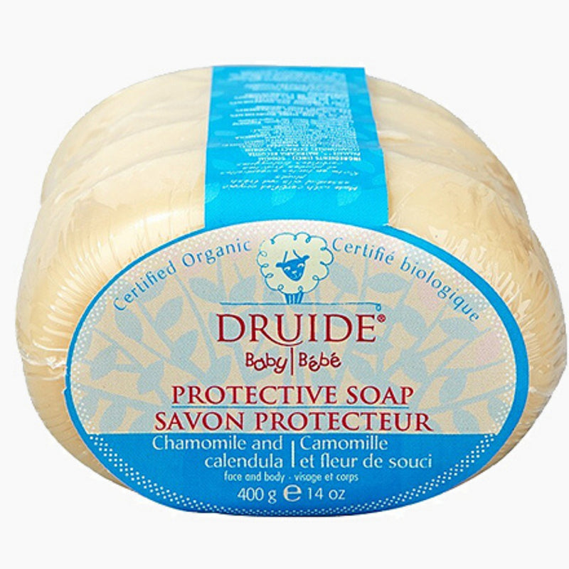 Druide Organic Baby Protective Soap 400g