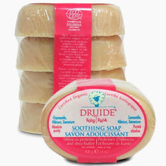 Druide Baby Organic Soothing Soap 400g