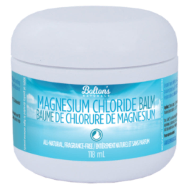 Natural Calm Magnesium Chloride Balm 118ml