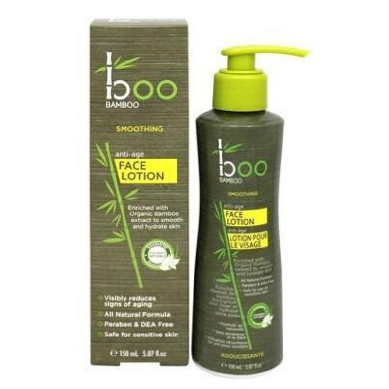 Boo Bamboo Anti-Age Face Lotion 150ml