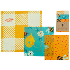 Nature Bee Lovers Variety Set - Cire d'abeille