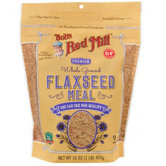Bob's Red Mill Whole Ground Flaxseed Meal Gluten Free 453g