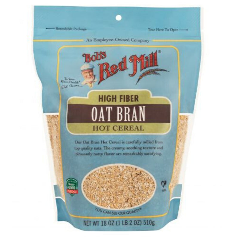 Bob's Hot Cereal Oat Bran 510g
