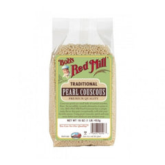 Bob's Traditional Pearl Couscous 453g