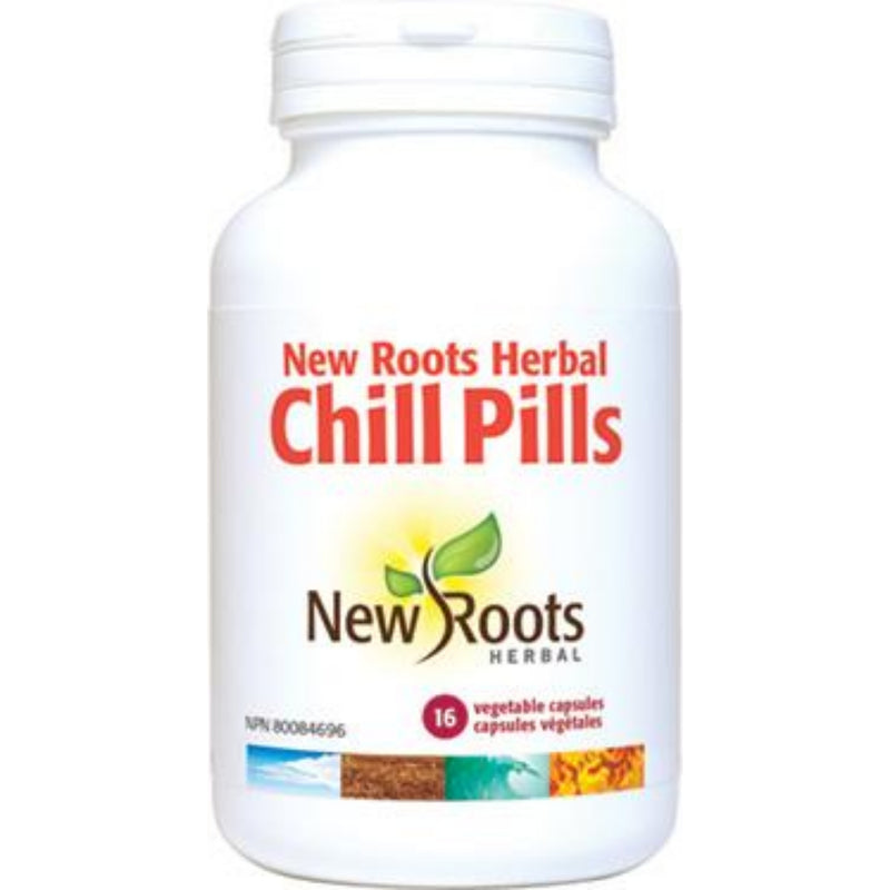 New Roots Chill Pills 16vcaps