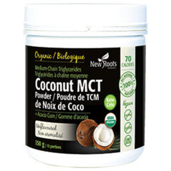 New Roots Coconut MCT Powder 150g