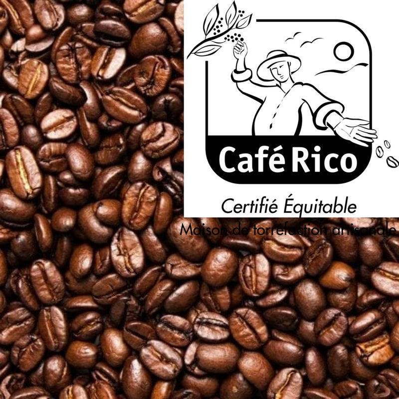 Bulk Cafe Rico Decaf $/100g