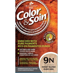 Color & Soin 9N Honey Blond Hair Dye