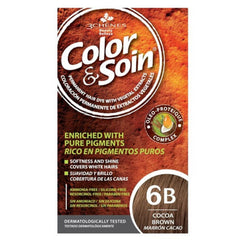 Color & Soin 6B Cocoa Brown Hair Dye
