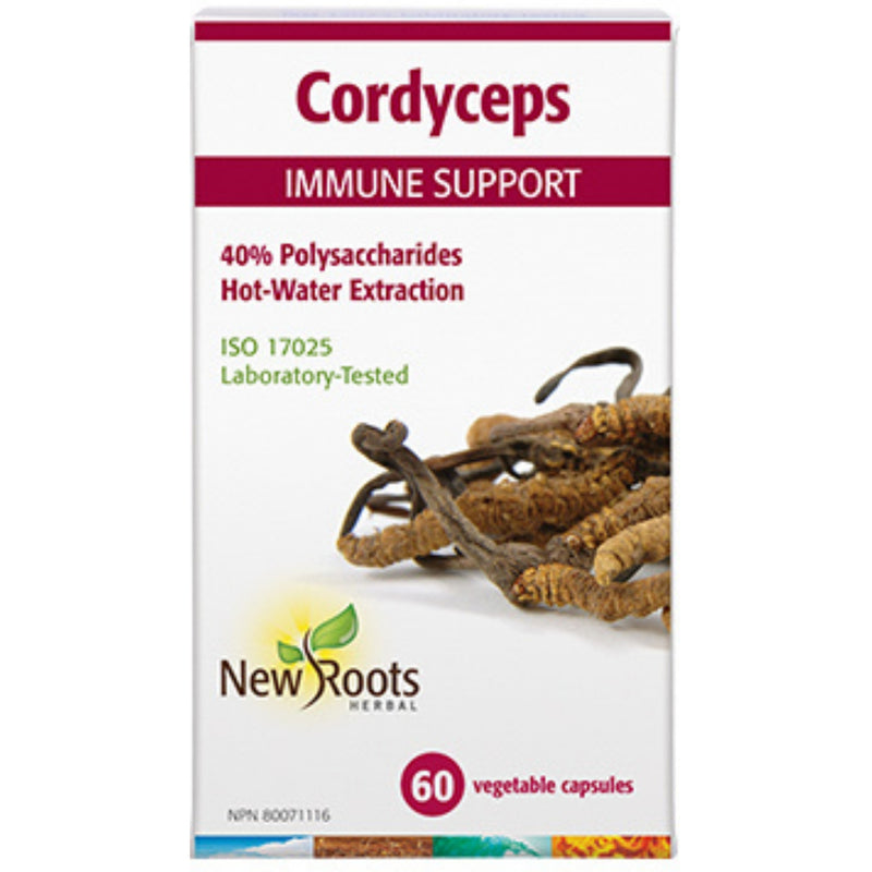 New Roots Cordyceps 60vcaps
