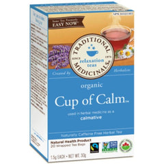 Traditional Medicinals Cup of Calm 20 Tea Bags