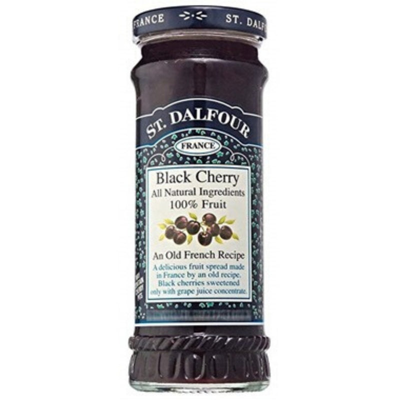 St. Dalfour Deluxe Black Cherry Spread 225ml