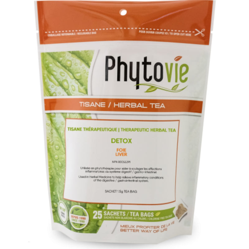 Phytovie Detox 25 Tea Bags