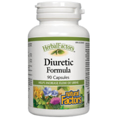 Natural Factors Diuretic Formula 90 gélules