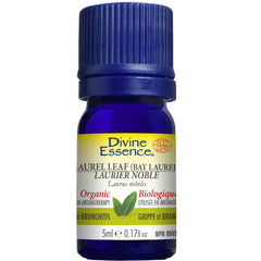 Divine Essence Organic Laurel Leaf Oil 5ml