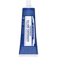 Dr. Bronner's Peppermint Toothpaste 140g