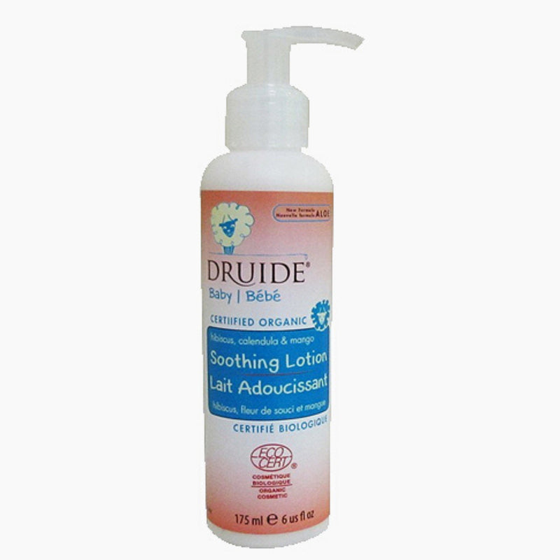 Druide Baby Organic Soothing Lotion 175ml