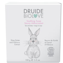 Druide Baby Organic Soothing Soap Bar 100g