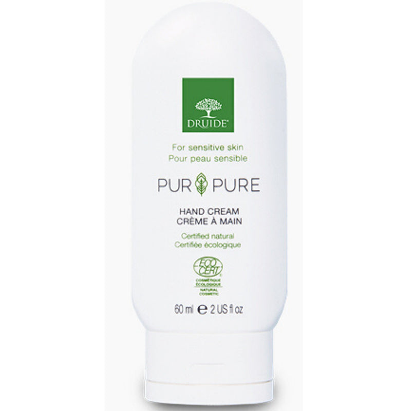 Druide Pur & Pure Hand Cream 60ml