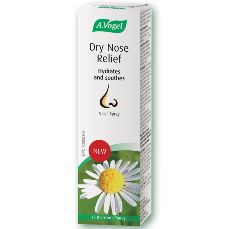 A.Vogel Dry Nose Relief 15ml