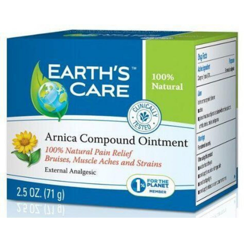 Earth's Care Arnica Compound Ointment 71g