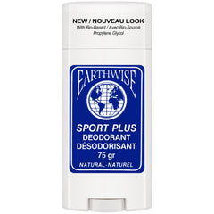 Déodorant Earthwise Sport Plus 75g