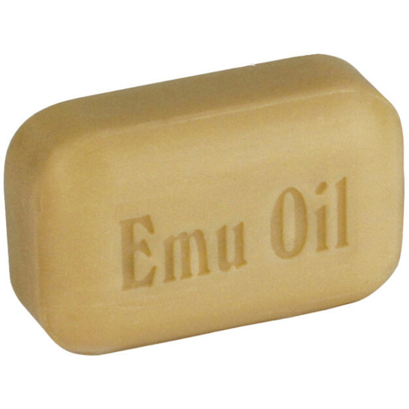 The Soap Works Emu Oil 105g