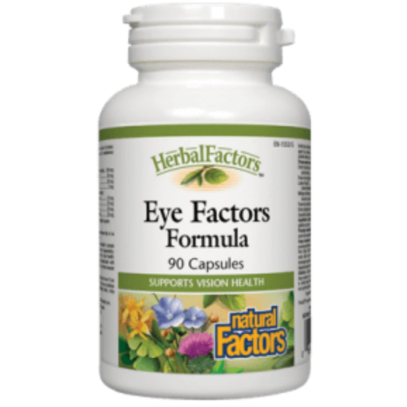 Natural Factors Eye Factors Formula 90caps