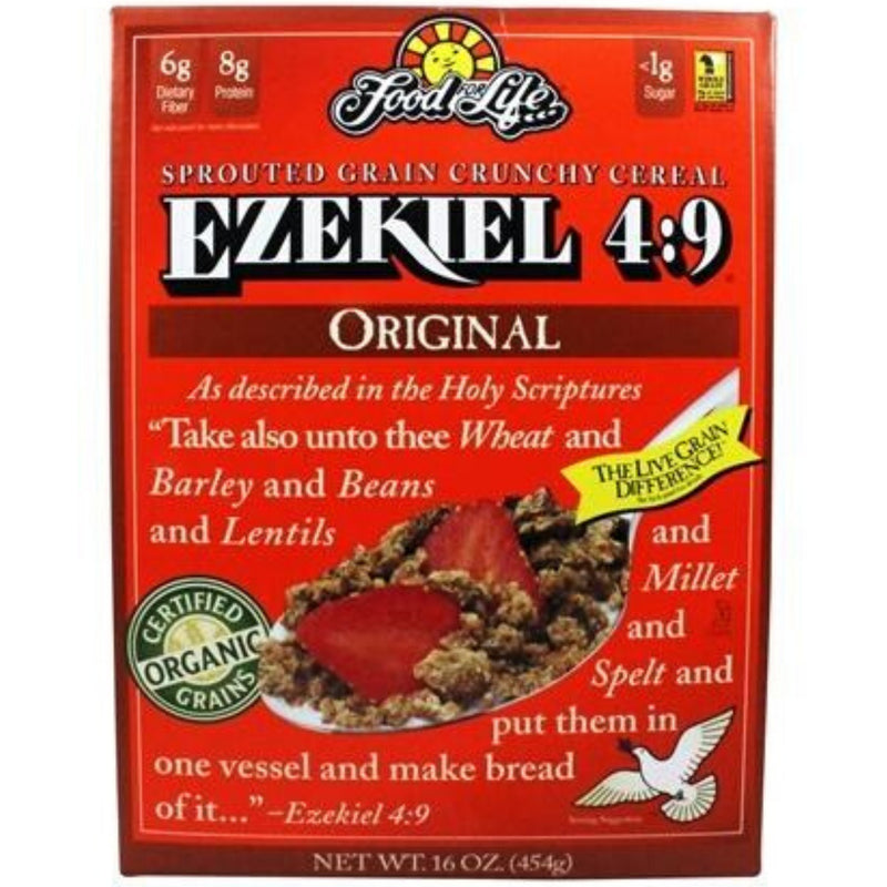 Food For Life Ezekiel 4:9 Original 454g