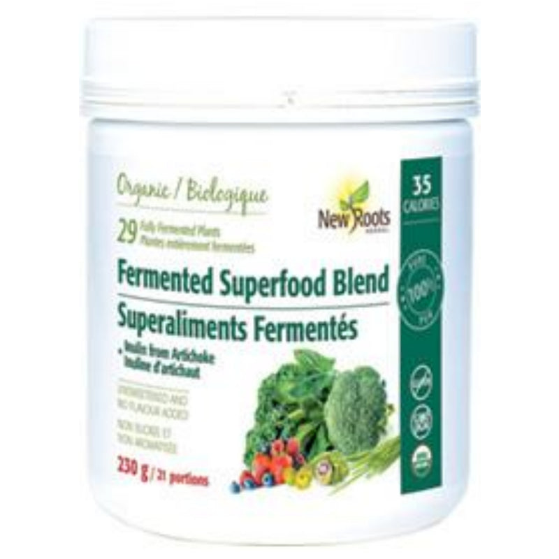 New Roots Fermented Superfood Blend 230g