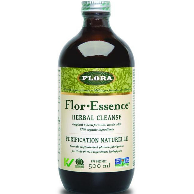 Flora Flor-Essence Herbal Cleanse 500ml